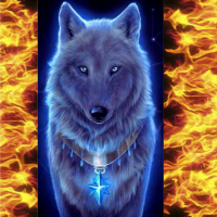 WOLF PYRO